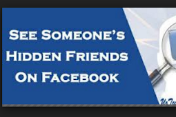 How to See Friendship on Facebook Profile