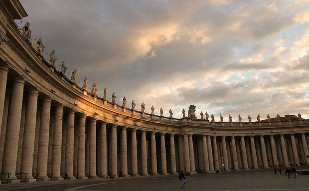 5 pontos turísticos gratuitos em Roma - praça são pedro no vaticano