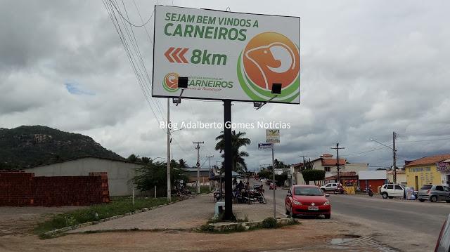 Prefeitura de Carneiros vai realizar leilões de veículos