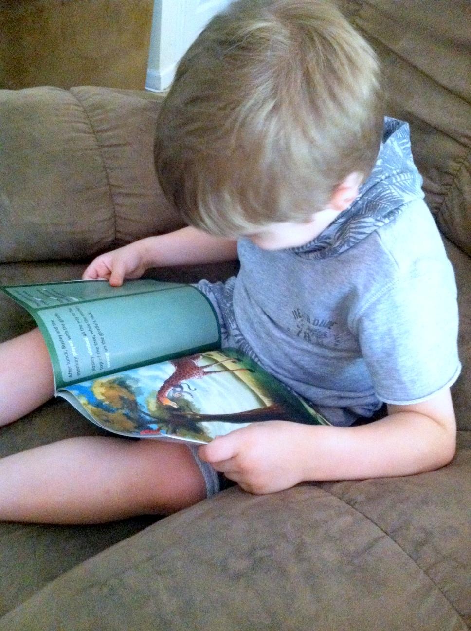 Next Generation Stay At Home Mom : Bosley Bear Bilingual Books