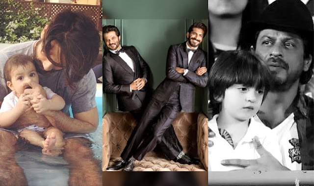 Father's Day : Top 10 real-life superdads in Bollywood