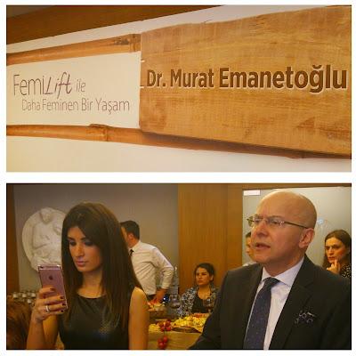 Doktor Murat Emanetoğlu Femilift