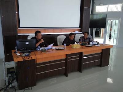KAFE Lampung Bahas Orientasi Pengurus Periode 2019-2023