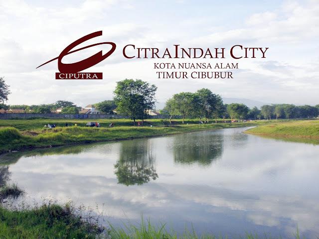 Danau Telaga Menteng Citra Indah City