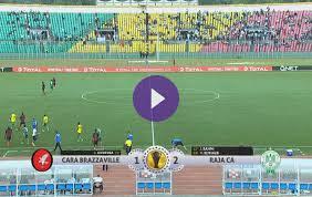 اون لاين مشاهدة مباراة الرجاء الرياضي وكارا برازافيل بث مباشر 23-09-2018 كاس الكونفيدرالية الافريقية اليوم بدون تقطيع