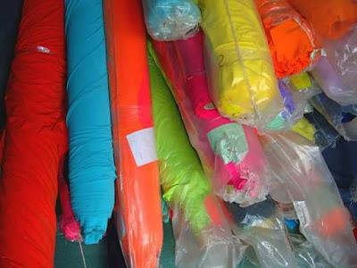 Vải Poly 4 chiều - Vải tồn Kho tại Bình Dương