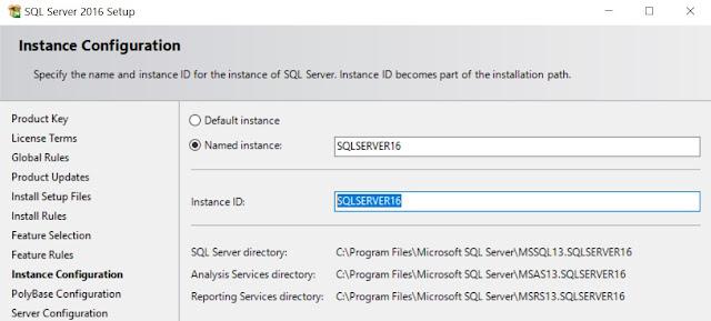 SQL Server - Instance Configuration