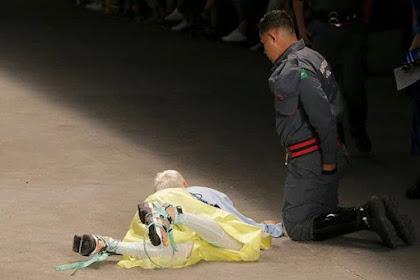 Miris, Model Usia 26 Tahun Meninggal Ketika Tampil di Catwalk Fashion Show