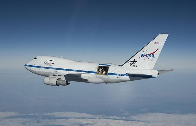 SOFIA NASA