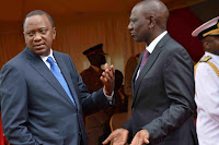 2 - Here is what UHURU said about the role of DCI GEORGE KINOTI in the ongoing purge against corruption! RUTO and his cabal of thieves were all wrong