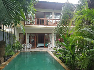 3 bedroom villa rental Sanur