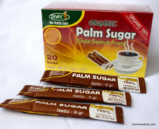 gula aren sachet