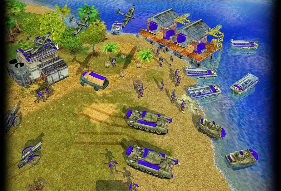 modern games download