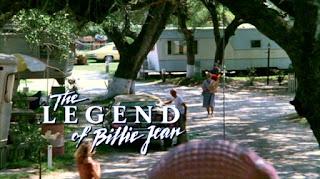 The Legend of Billie Jean title