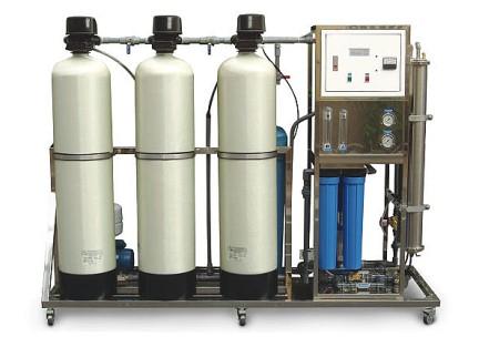 محطات معالجة المياه  RO 6000