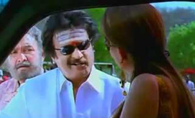 Super Star Rajni Kuselan Punch Dialogue