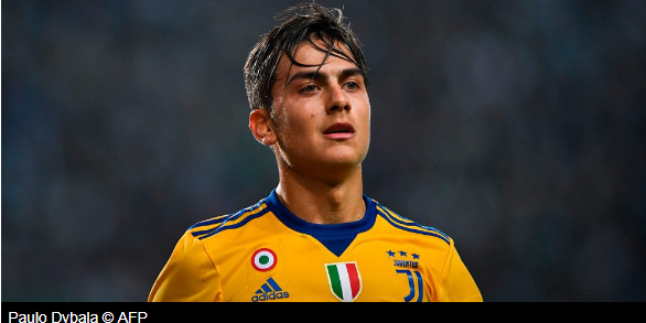 Dybala continues to be similar-looking to Messi, It's Allegri's opinion