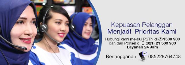 Nomor telepon Indovision Medan