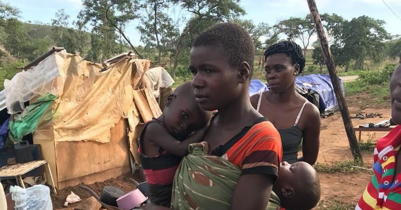 18 FAMILIES EVICTED BY ZANU PF BIGWIG