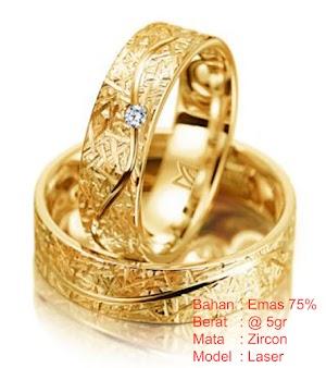cincin emas wanita terbaru