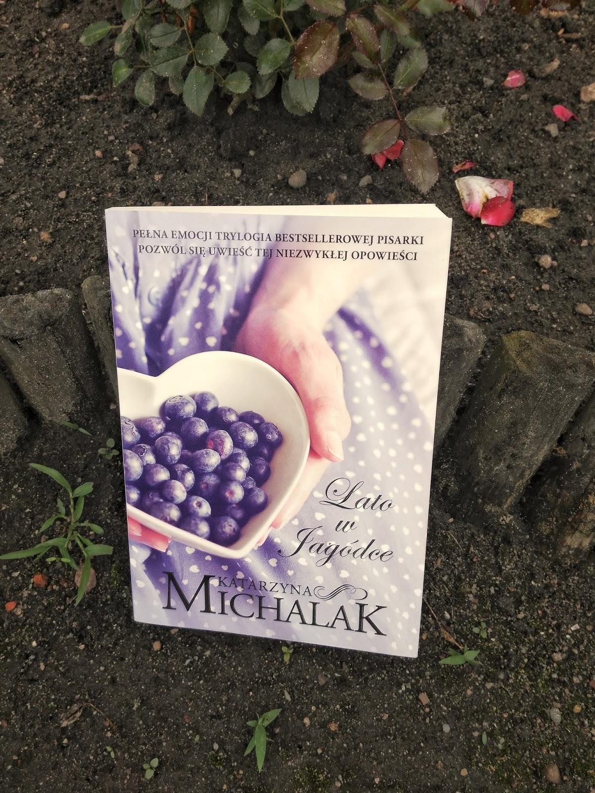 Lato w Jagódce Katarzyna Michalak -recenzja
