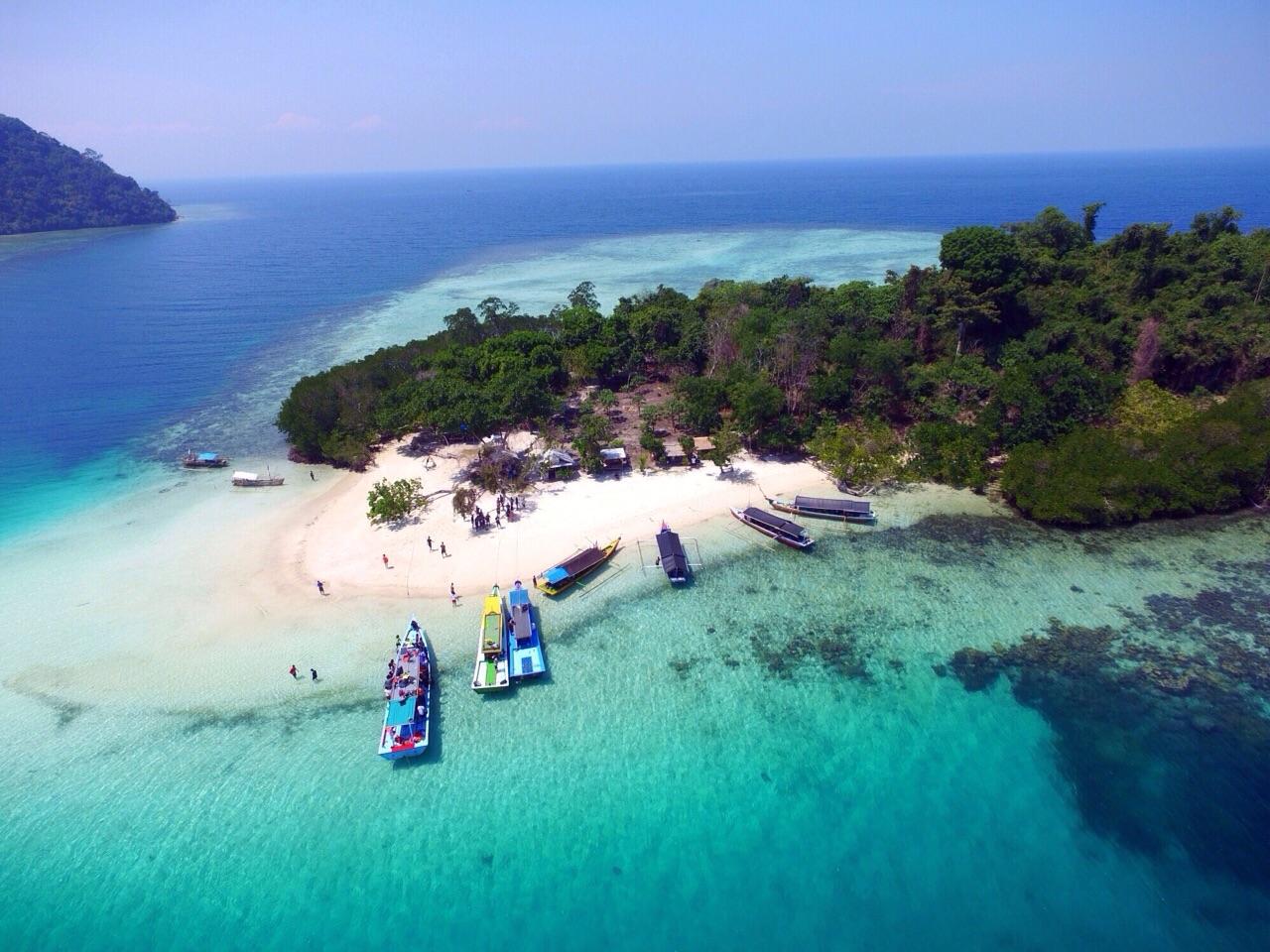 Pahawang Island the Underwater Paradise