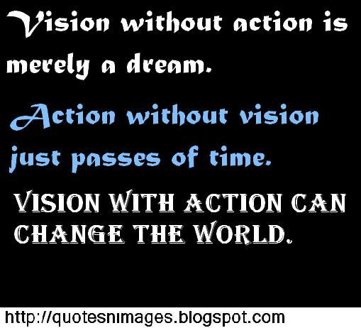 Vision Quotes: Quotes And Sayings: Quotes About Vision