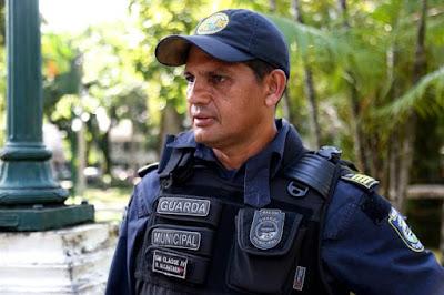 Operação reforça policiamento da Guarda Municipal de Belém (PA) em praças