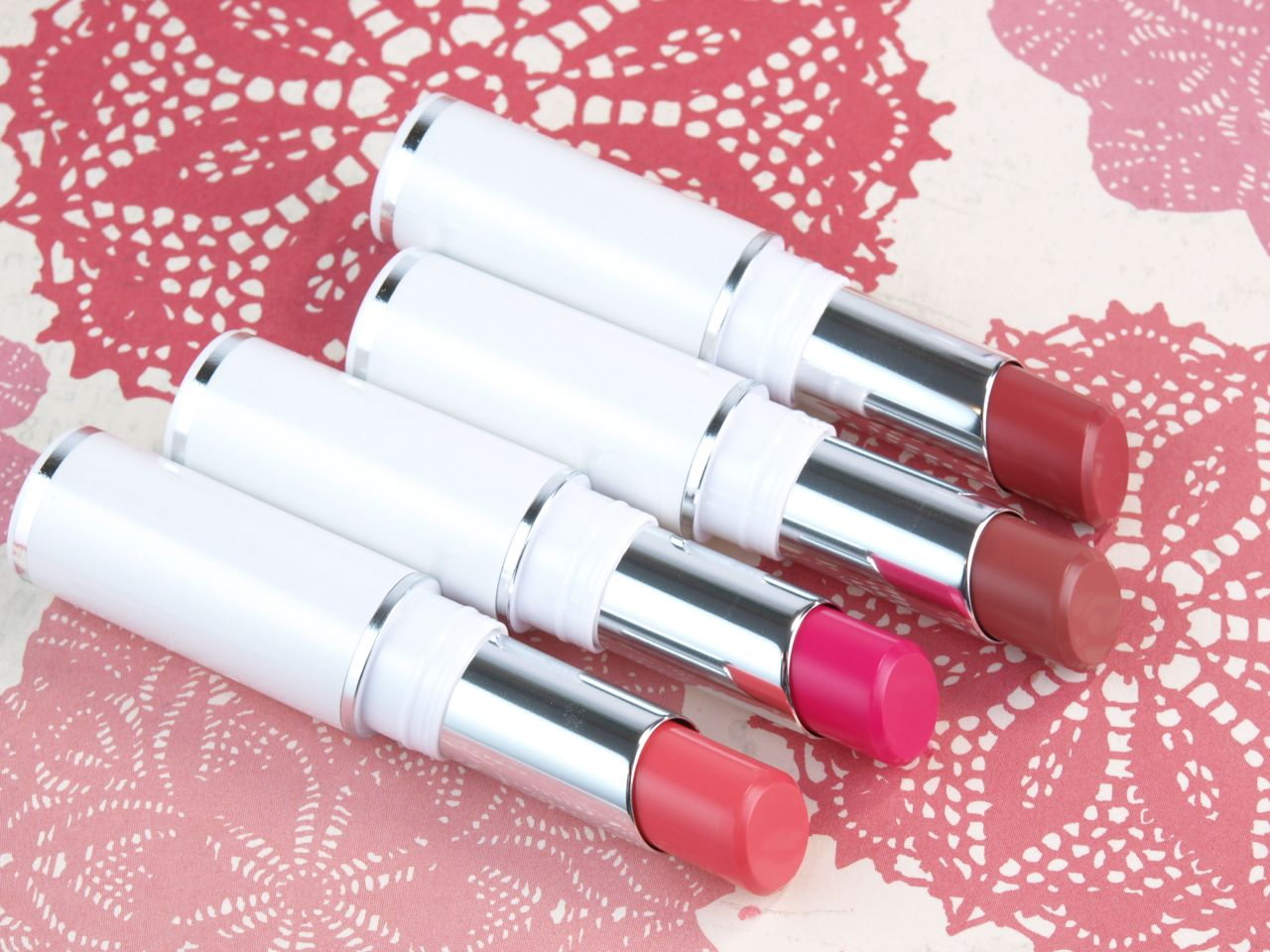 Lancome Shine Lover Vibrant Shine Lipsticks: Review and Swatches