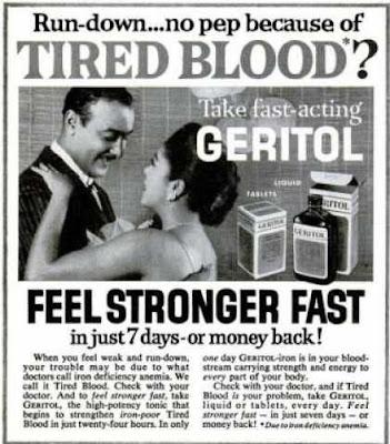 Geritol - Feel Stronger Fast