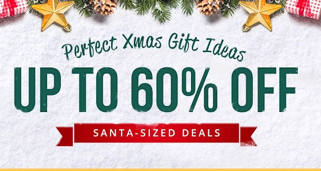 Oferta GearBest: Perfect Xmas Gift Ideas