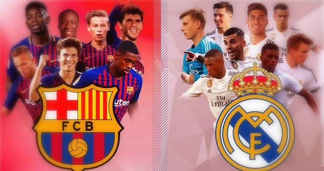 El Madrid-Barça del futuro ya está aquí