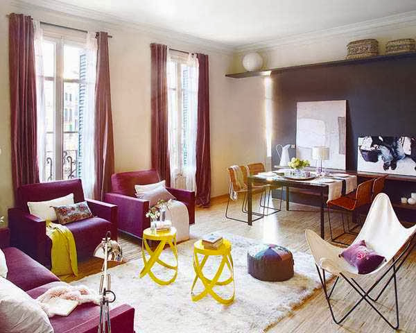 Inspiration for Small Space Apartment Design picture