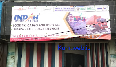 Alamat Agen Indah Logistik Cargo Jakarta Pusat