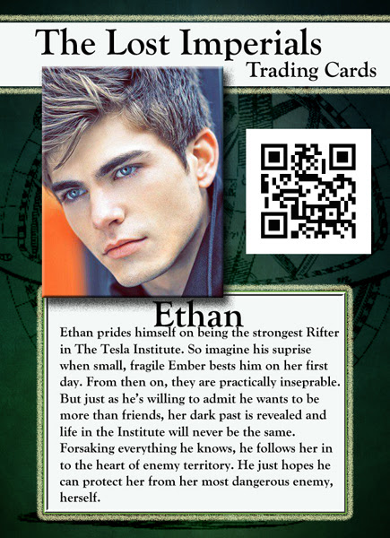 Ethan-Trading-Card