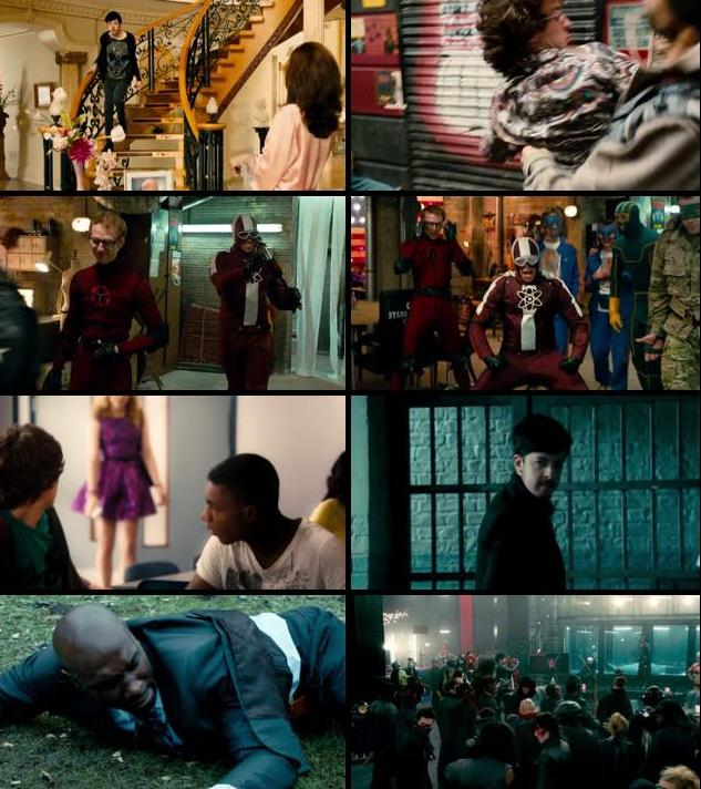Kick-Ass 2 2013 Dual Audio Hindi 720p BluRay