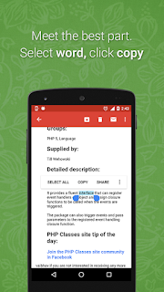 تحميل تطبيق onTouch English Dictionary - Premium