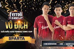 AoE Ferroli King Cup 2020: Còn hơn cả mong đợi!