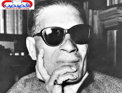 طه حسين عميد الادب العربي