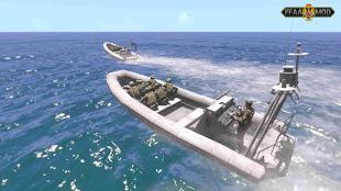 arma3用スペイン軍MODのSupercat Duarry