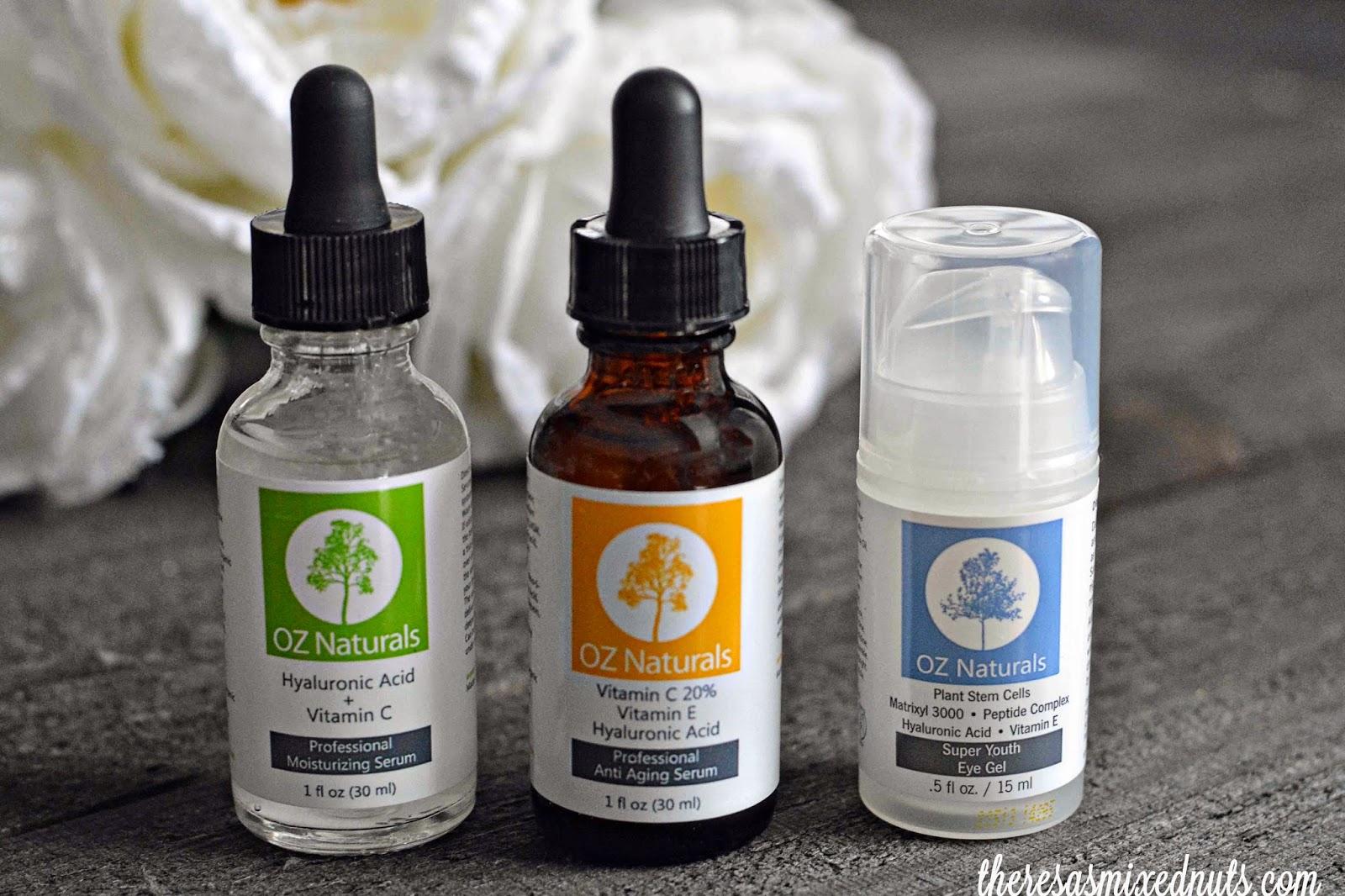 OZ Naturals Skin Care