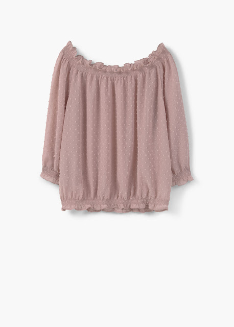 cold shoulders top