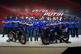 Ini Dia Formasi Tim Balap Yamaha Racing Indonesia 2018