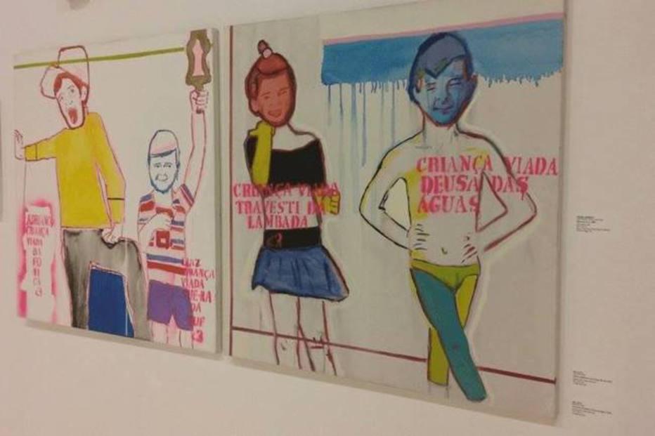 Exposição suspensa no RS por homofobia pode reabrir em Belo Horizonte