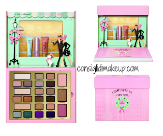 Preview Novità Natale 2016  Too Faced the chocolate shop idee regalo