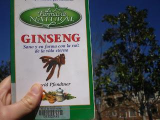 Ginseng una raíz con muchos beneficios para la salud