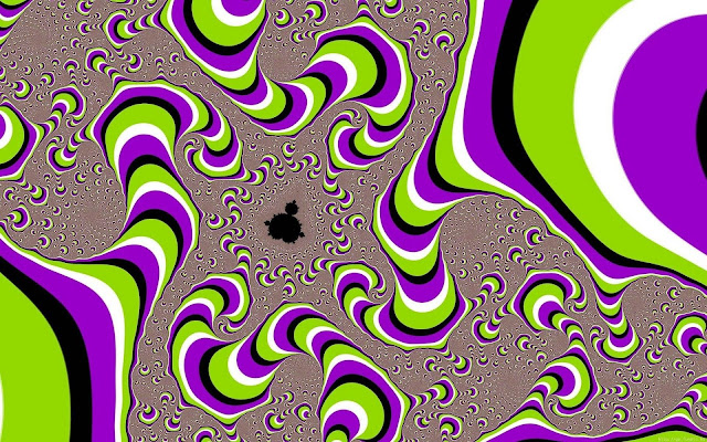 Crazy Trippy Wallpaper