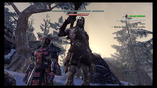 Giant from Elder Scrolls Online