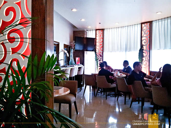 Networld Hotel and Spa Manila Le Amoretto Cafe