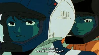 MS ZETA Gundam Episode 21 Subtitle Indonesia